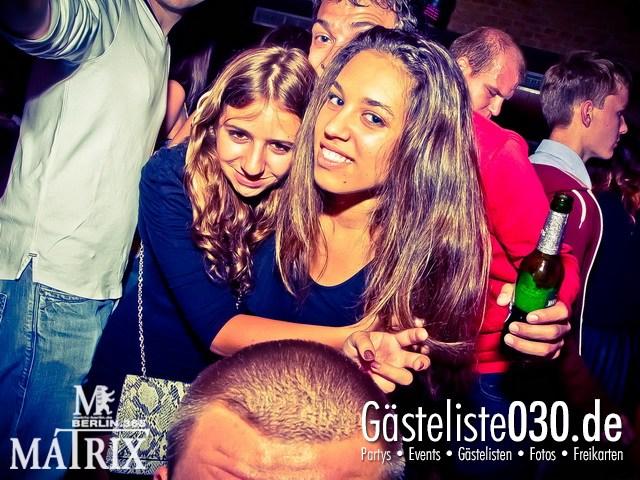 https://www.gaesteliste030.de/Partyfoto #44 Matrix Berlin vom 27.09.2012