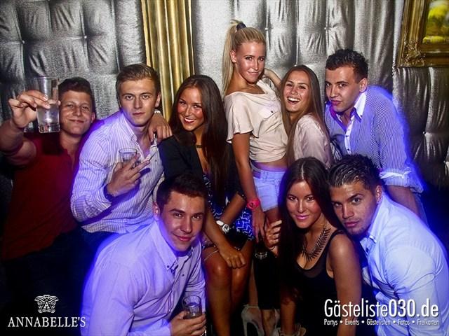 https://www.gaesteliste030.de/Partyfoto #70 Annabelle's Berlin vom 08.09.2012