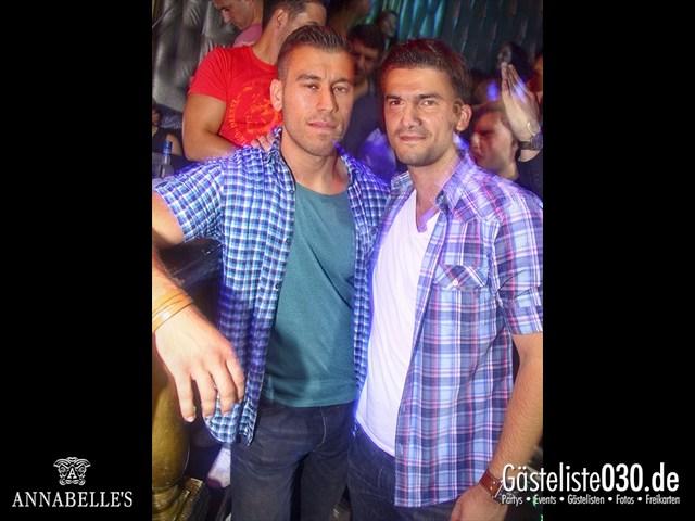 https://www.gaesteliste030.de/Partyfoto #76 Annabelle's Berlin vom 08.09.2012