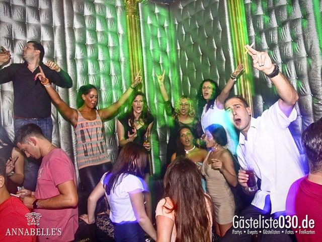 https://www.gaesteliste030.de/Partyfoto #87 Annabelle's Berlin vom 08.09.2012