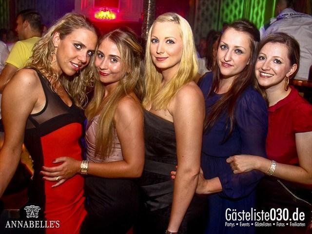 https://www.gaesteliste030.de/Partyfoto #41 Annabelle's Berlin vom 08.09.2012