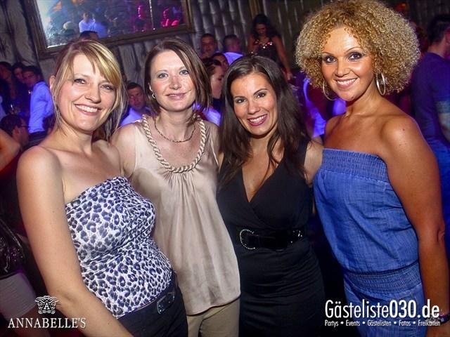 https://www.gaesteliste030.de/Partyfoto #86 Annabelle's Berlin vom 08.09.2012