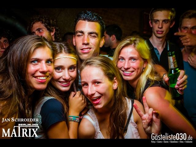 https://www.gaesteliste030.de/Partyfoto #60 Matrix Berlin vom 02.08.2013