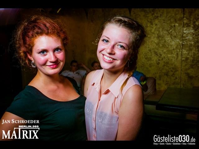 https://www.gaesteliste030.de/Partyfoto #50 Matrix Berlin vom 02.08.2013