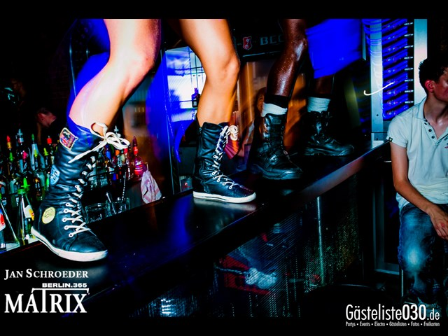 https://www.gaesteliste030.de/Partyfoto #136 Matrix Berlin vom 02.08.2013