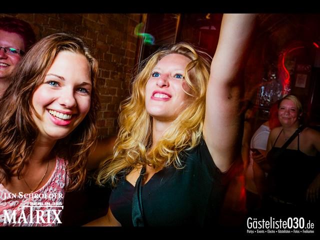 https://www.gaesteliste030.de/Partyfoto #34 Matrix Berlin vom 02.08.2013