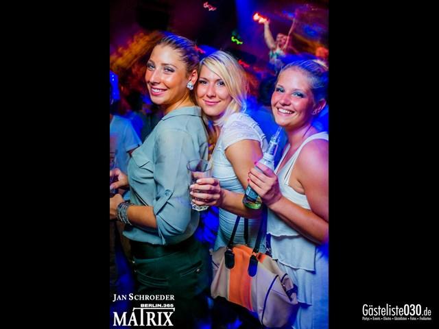 https://www.gaesteliste030.de/Partyfoto #25 Matrix Berlin vom 02.08.2013