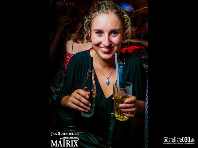 https://www.gaesteliste030.de/Partyfoto #138 Matrix Berlin vom 02.08.2013