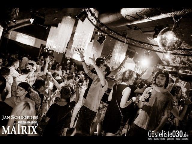 https://www.gaesteliste030.de/Partyfoto #58 Matrix Berlin vom 02.08.2013