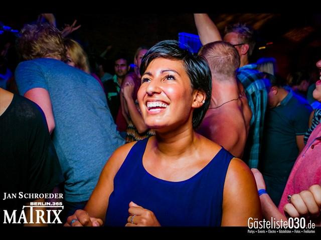 https://www.gaesteliste030.de/Partyfoto #36 Matrix Berlin vom 02.08.2013
