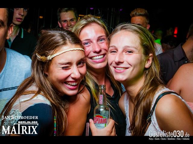 https://www.gaesteliste030.de/Partyfoto #6 Matrix Berlin vom 02.08.2013