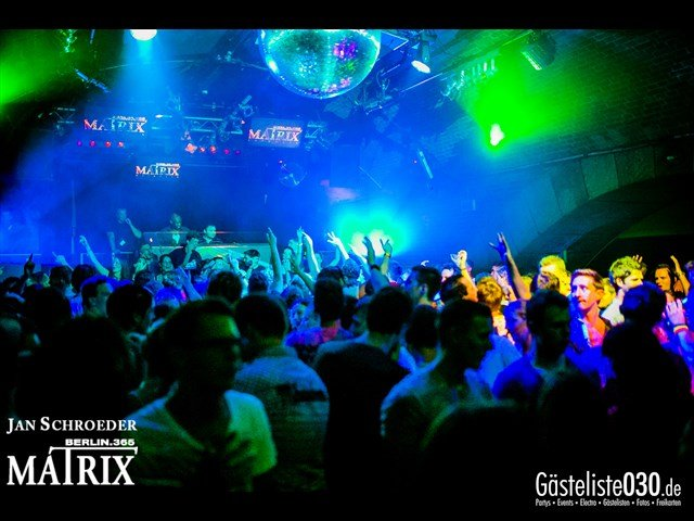 https://www.gaesteliste030.de/Partyfoto #90 Matrix Berlin vom 02.08.2013