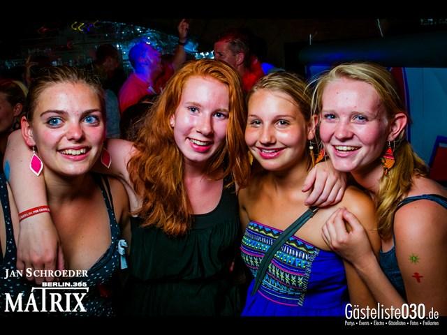 https://www.gaesteliste030.de/Partyfoto #159 Matrix Berlin vom 02.08.2013