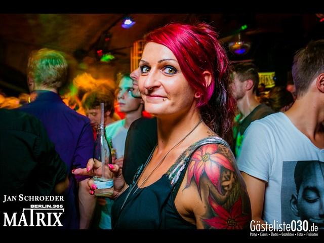 https://www.gaesteliste030.de/Partyfoto #146 Matrix Berlin vom 02.08.2013