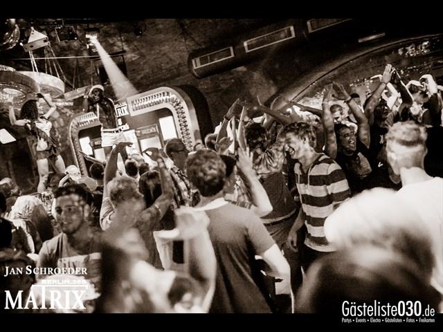 https://www.gaesteliste030.de/Partyfoto #143 Matrix Berlin vom 02.08.2013