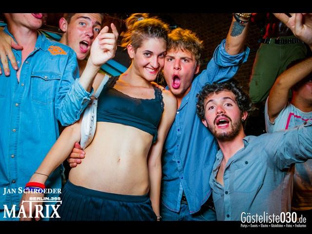 https://www.gaesteliste030.de/Partyfoto #21 Matrix Berlin vom 02.08.2013