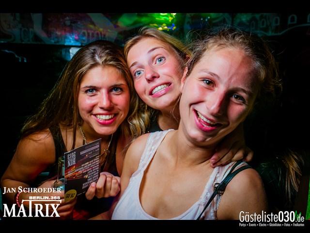 https://www.gaesteliste030.de/Partyfoto #13 Matrix Berlin vom 02.08.2013