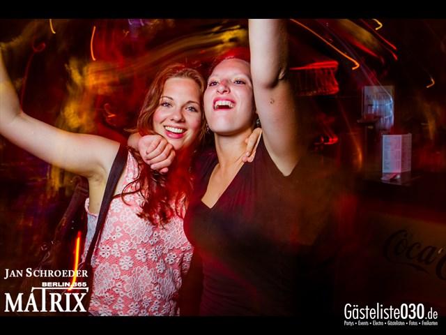 https://www.gaesteliste030.de/Partyfoto #52 Matrix Berlin vom 02.08.2013
