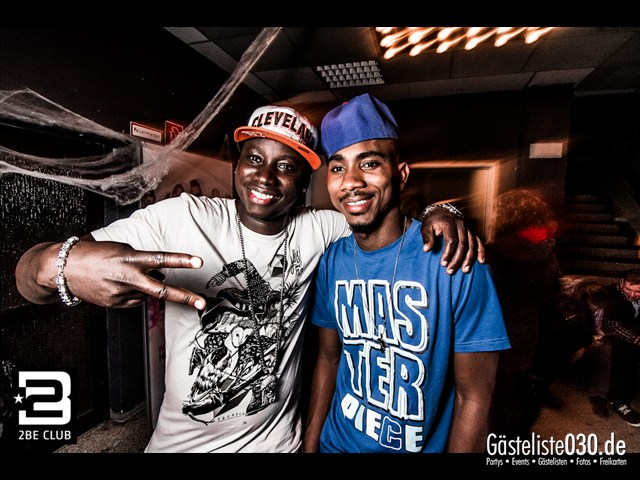 https://www.gaesteliste030.de/Partyfoto #153 2BE Club Berlin vom 27.10.2012