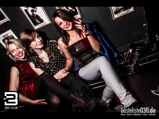https://www.gaesteliste030.de/Partyfoto #162 2BE Club Berlin vom 27.10.2012