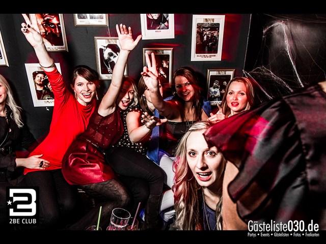 https://www.gaesteliste030.de/Partyfoto #111 2BE Club Berlin vom 27.10.2012