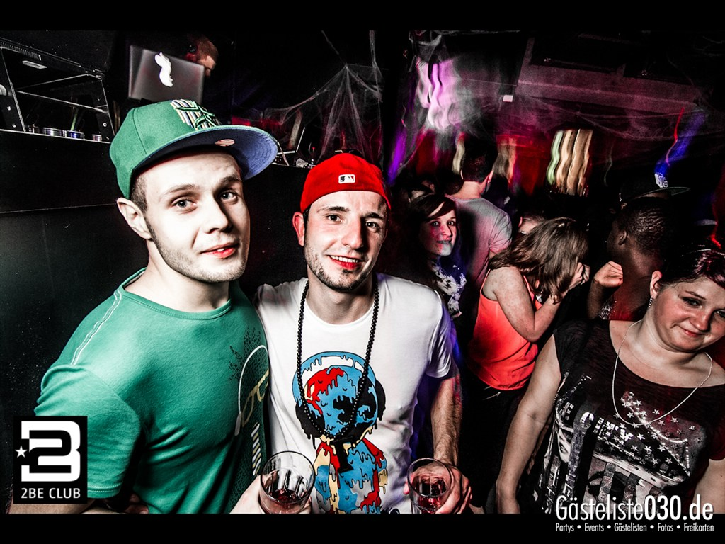 Partyfoto #50 2BE Club 27.10.2012 I Love My Place 2Be