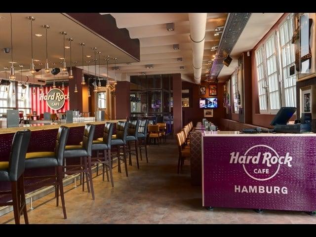 Hard Rock Cafe Hamburg Hamburg Foto #2 aus der Location