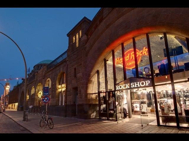 Hard Rock Cafe Hamburg Hamburg Foto #1 aus der Location
