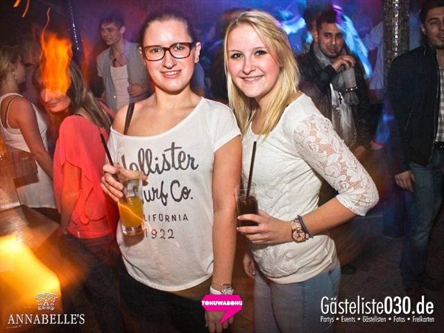 https://www.gaesteliste030.de/Partyfoto #4 Annabelle's Berlin vom 16.11.2012