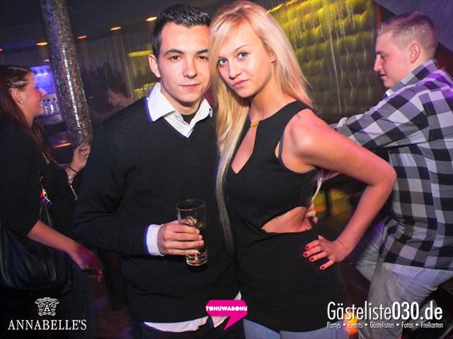 https://www.gaesteliste030.de/Partyfoto #57 Annabelle's Berlin vom 16.11.2012