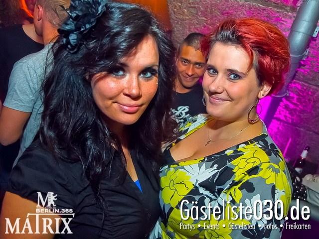 https://www.gaesteliste030.de/Partyfoto #97 Matrix Berlin vom 30.05.2012