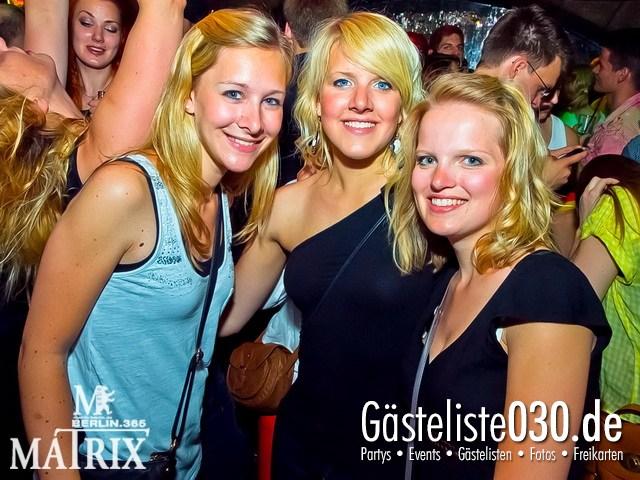 https://www.gaesteliste030.de/Partyfoto #8 Matrix Berlin vom 30.05.2012