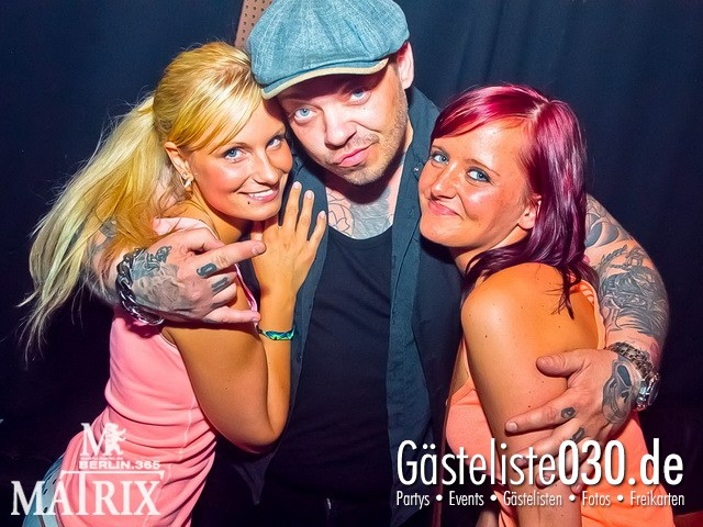 https://www.gaesteliste030.de/Partyfoto #41 Matrix Berlin vom 30.05.2012