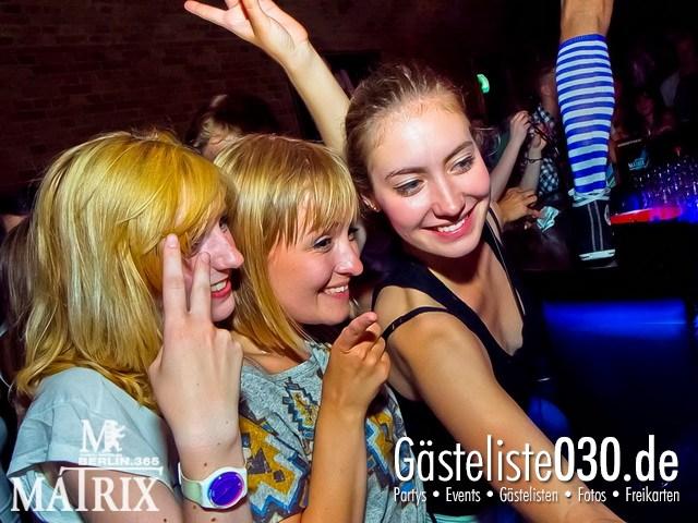 https://www.gaesteliste030.de/Partyfoto #9 Matrix Berlin vom 30.05.2012