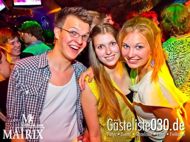 https://www.gaesteliste030.de/Partyfoto #22 Matrix Berlin vom 30.05.2012