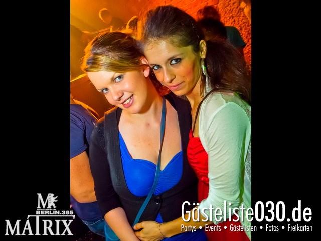 https://www.gaesteliste030.de/Partyfoto #64 Matrix Berlin vom 30.05.2012