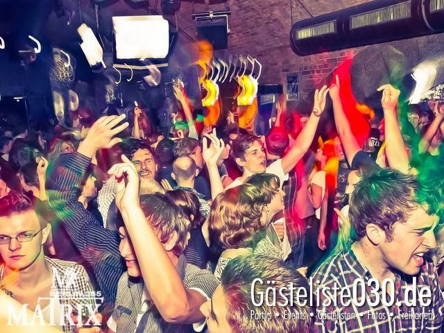 https://www.gaesteliste030.de/Partyfoto #45 Matrix Berlin vom 30.05.2012