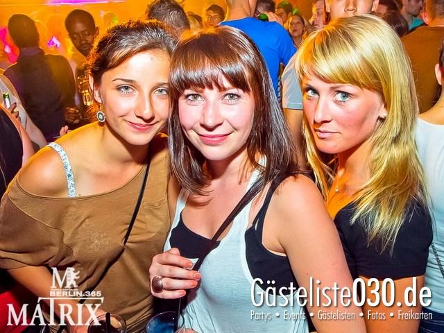 https://www.gaesteliste030.de/Partyfoto #30 Matrix Berlin vom 30.05.2012