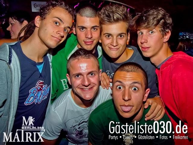 https://www.gaesteliste030.de/Partyfoto #68 Matrix Berlin vom 10.08.2012