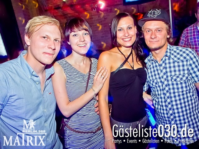 https://www.gaesteliste030.de/Partyfoto #51 Matrix Berlin vom 10.08.2012