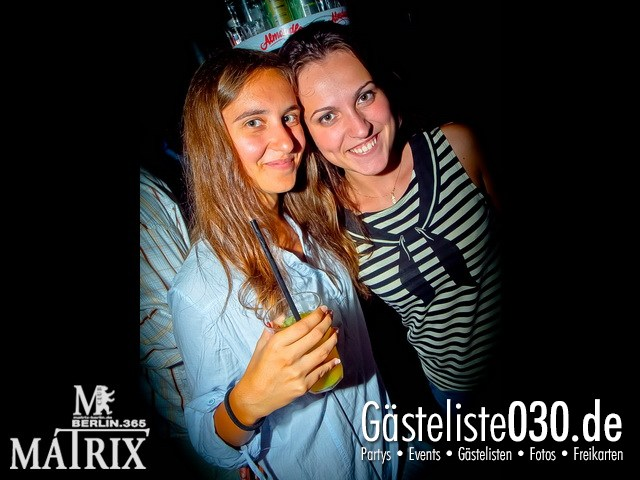 https://www.gaesteliste030.de/Partyfoto #3 Matrix Berlin vom 10.08.2012