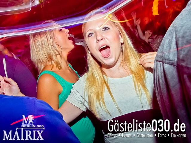 https://www.gaesteliste030.de/Partyfoto #19 Matrix Berlin vom 10.08.2012