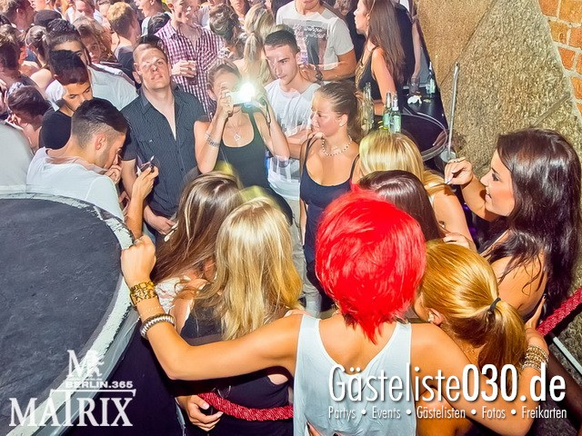 https://www.gaesteliste030.de/Partyfoto #17 Matrix Berlin vom 10.08.2012