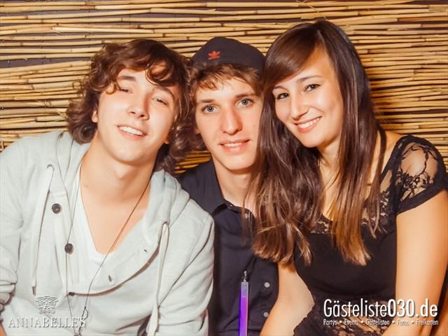 https://www.gaesteliste030.de/Partyfoto #8 Annabelle's Berlin vom 24.08.2012
