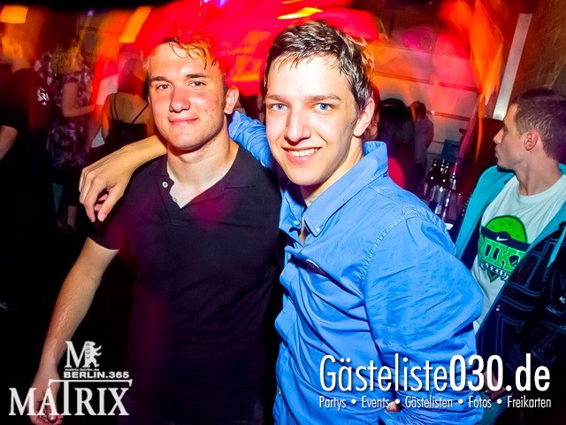 https://www.gaesteliste030.de/Partyfoto #63 Matrix Berlin vom 26.05.2012