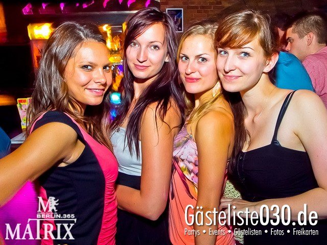 https://www.gaesteliste030.de/Partyfoto #48 Matrix Berlin vom 26.05.2012