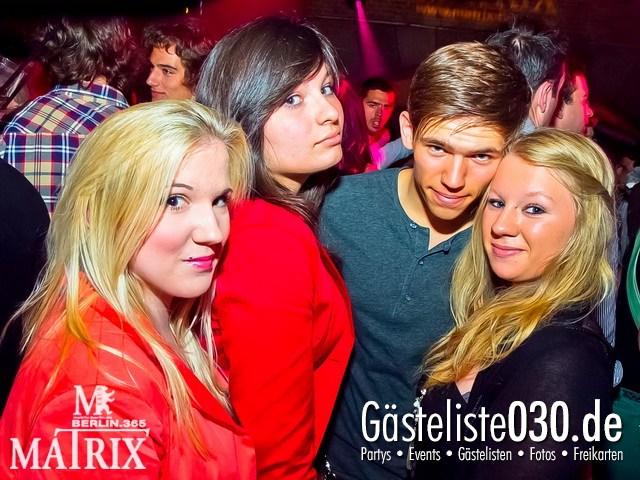 https://www.gaesteliste030.de/Partyfoto #27 Matrix Berlin vom 26.05.2012