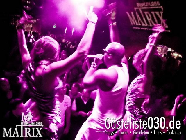 https://www.gaesteliste030.de/Partyfoto #54 Matrix Berlin vom 26.05.2012