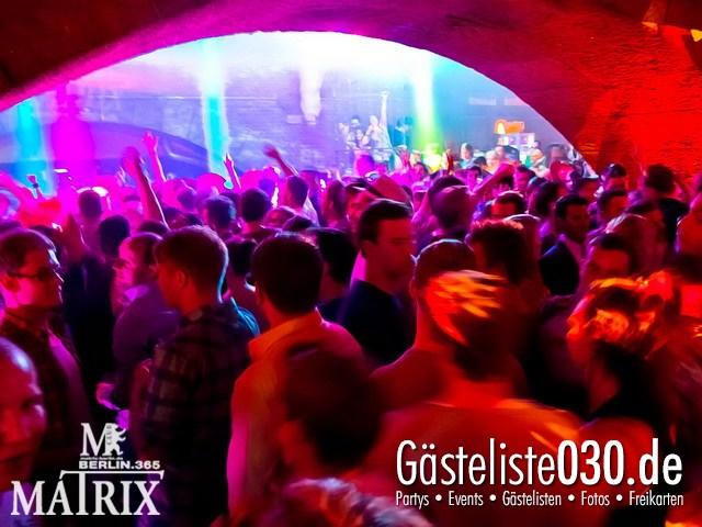 https://www.gaesteliste030.de/Partyfoto #88 Matrix Berlin vom 26.05.2012