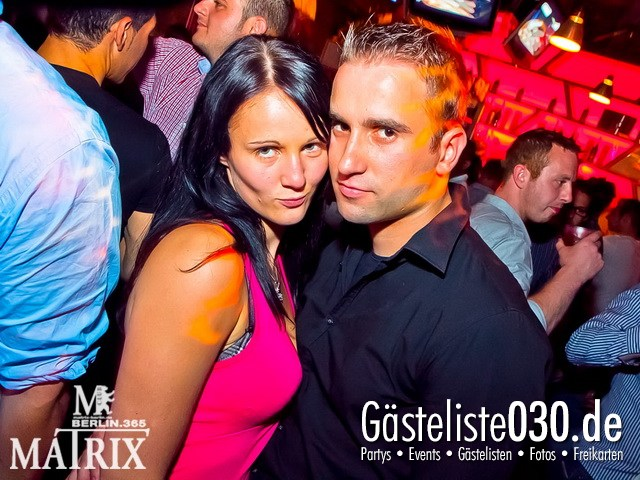 https://www.gaesteliste030.de/Partyfoto #108 Matrix Berlin vom 26.05.2012